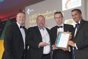 Innovation or Achievement Award - Oak House RH