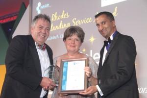 Pam Rhodes Outstanding Service Award