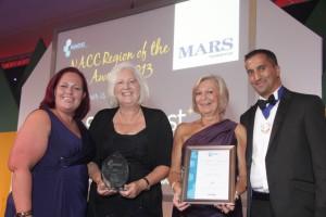 Region Award