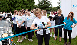 Ruth Langsford Steps Out In Surrey To Support People With Dementia