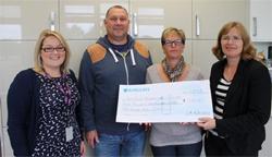Felixstowe Charity Ball Raises £8,000 For Alzheimer's Research UK