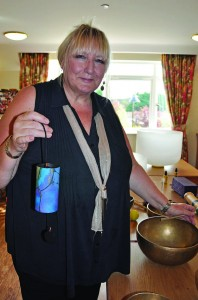 Dorset care home residents pick up good vibrations