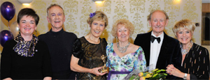Gloria Hunniford Attends Strictly Dancing Final At West Hall