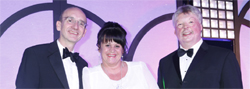 Photo courtesy of Great North East Care Awards.