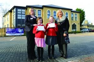 Field Lodge prize winners