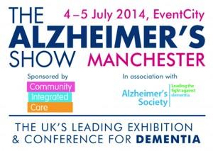 Alzheimers Show Sponsor Logo