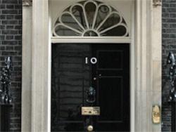 Downing-Street-Door
