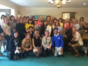 Icelandic nurses visit Barchester homes