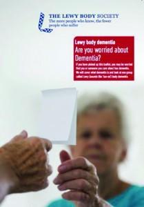LBS worried about dementia brochure 20141_fp