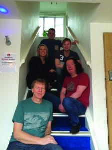 Tinshakers at Skyhook Studios