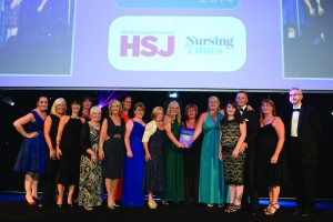 Patient Care & Safety Awards 2014