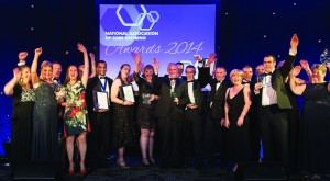 NACC Awards 2014 - winners