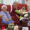 Local Care Home Hosts Big Bash To Celebrate Residents 102nd Birthday