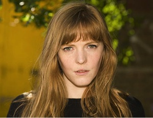 Talented author Emma Healey