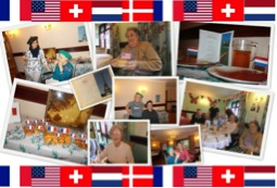 Around the World Breakfast Celebrations