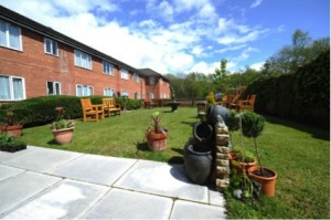 Birch Green Care Home in Skelmersdale