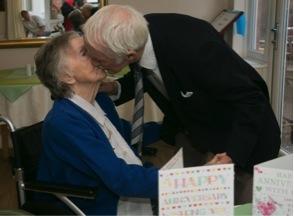 David and Janet Baird 87
