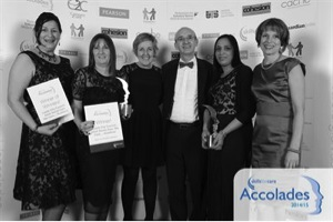 Care Accolades Winners
