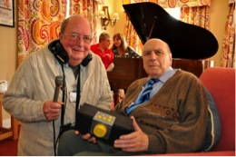 Care Residents With Radio