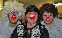 Colten Care Red Nose Day