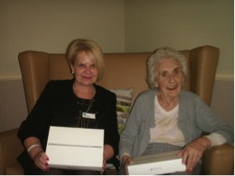 Glasgow Care Home iPads