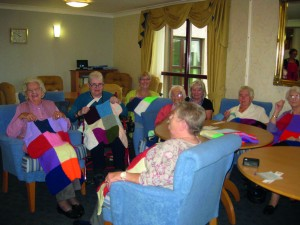 Kintting Group Clyde Court