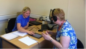 Deafness and Dementia Training