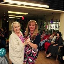 Residents At Mills Heath Nursing Home