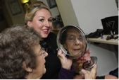 Boots UK Visits Care Home