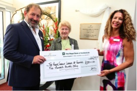 Local Heroes Unveil New Bryn Ivor Lodge Care Home