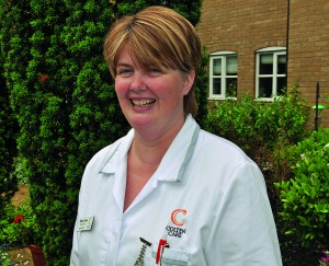 Mary-Ann Marsh, Head of Care, Abbey View