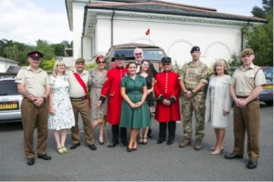Saluting Kent's Veterans