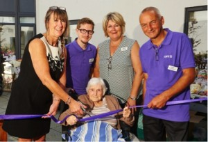 103-year-old Bowes House care home resident Alice Shill