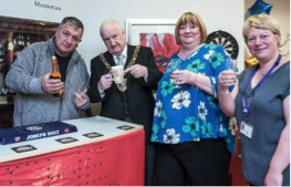Cllr Paul Murphy OBE launches Manchester dementia cafe
