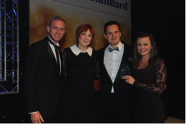 Hallmark Care Homes Win 'Highly Commended' Award For Excellent Customer Service