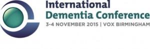 International Dementia Conference Logo