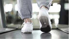Walking Feet Treadmill