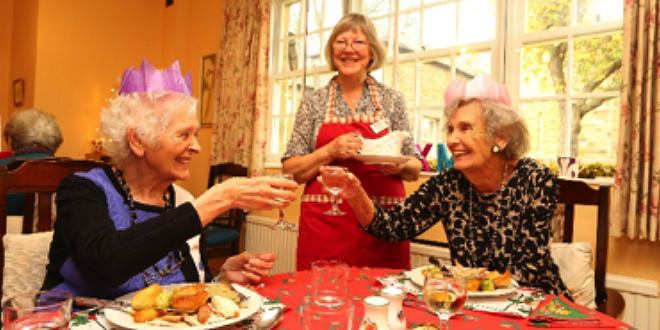 Campaign Tackling Seasonal Loneliness In The Elderly Helps Record Numbers