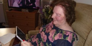 Elderly-Woman-with-Tablet