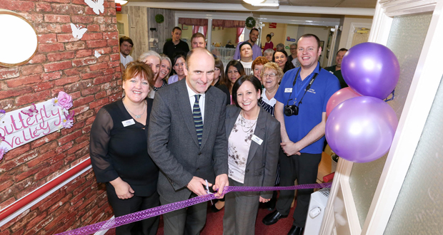 Prudhoe Community Gathers For Opening Of Specialist Unit At Care Home