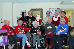 The New Deanery  Christmas Jumpers