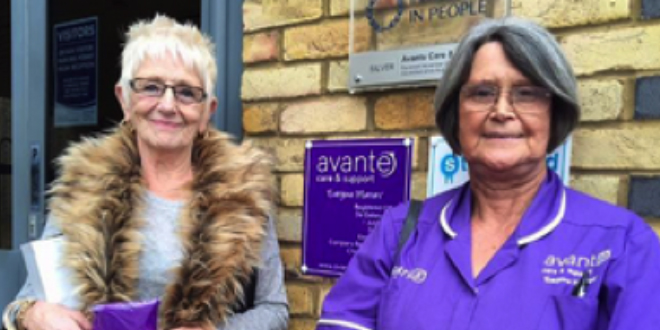 Avante Home Care Workers