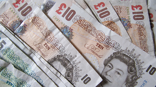 Enlgish Money