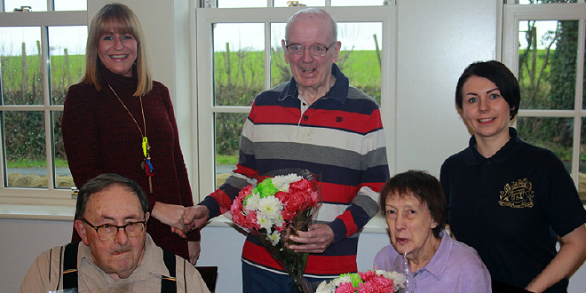 New Care Development In Mawdesley Lancashire Welcomes First Residents