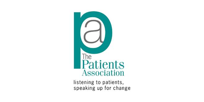 The Patients Association logo