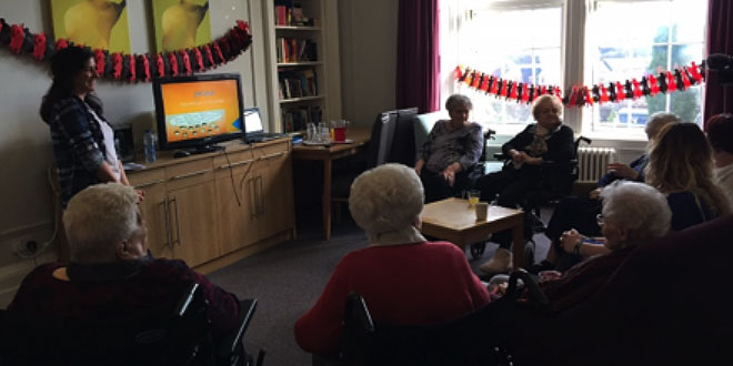 Balhousie Wheatlands Care Home Introduces Foreign Language Workshops To Help Tackle Dementia