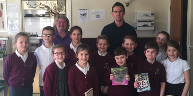Barnsley Resident Treated To Autobiography Reading By Pupils