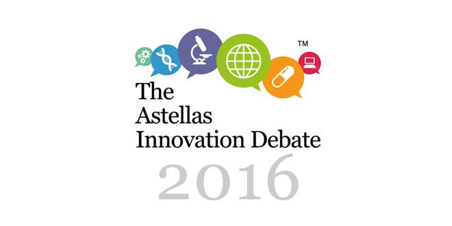 The Astellas Innovation Debate 2016