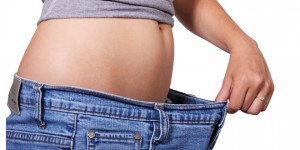 Woman-weight-loss-loose-jeans