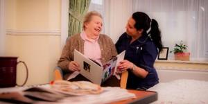 Nurse-Caring-For-Elder